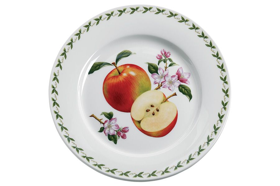 Тарелка обеденная ЯблокоТарелки<br><br><br>Material: Фарфор