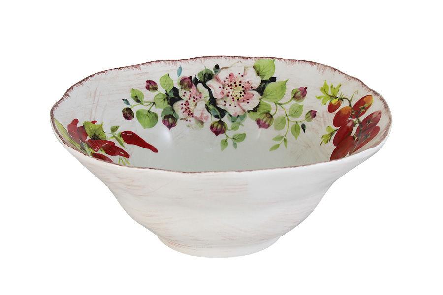 Салатник Овощное ассортиМиски и чаши<br><br><br>Material: Керамика