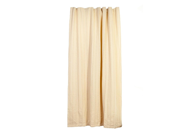 Штора ЛэйсШторы<br>Штора из хлопковой ткани натурального небеленого оттенка с декоративной выработкой.&amp;amp;nbsp;&amp;lt;div&amp;gt;Крепление - внутренние петли.&amp;lt;/div&amp;gt;<br><br>Material: Хлопок<br>Ширина см: 150<br>Глубина см: 260