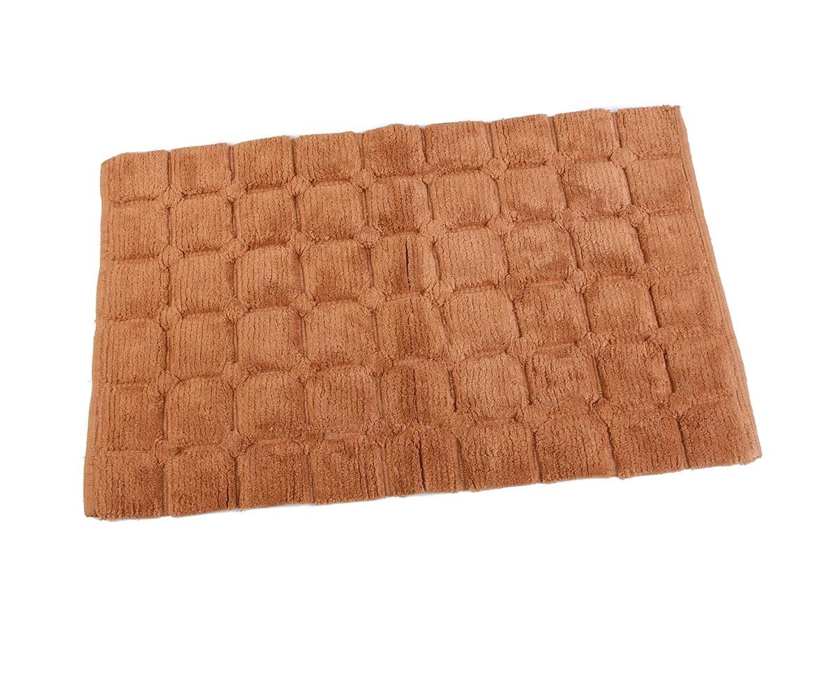 Коврик самотканный для ваннойПрямоугольные ковры<br>&amp;lt;span style=&amp;quot;font-size: 14px;&amp;quot;&amp;gt;Может использоваться в качестве прикроватного коврика или коврика для ванной комнаты.&amp;amp;nbsp;&amp;lt;/span&amp;gt;&amp;lt;div style=&amp;quot;font-size: 14px;&amp;quot;&amp;gt;Вес 0,5кг&amp;lt;/div&amp;gt;<br><br>Material: Хлопок<br>Ширина см: 50<br>Глубина см: 80