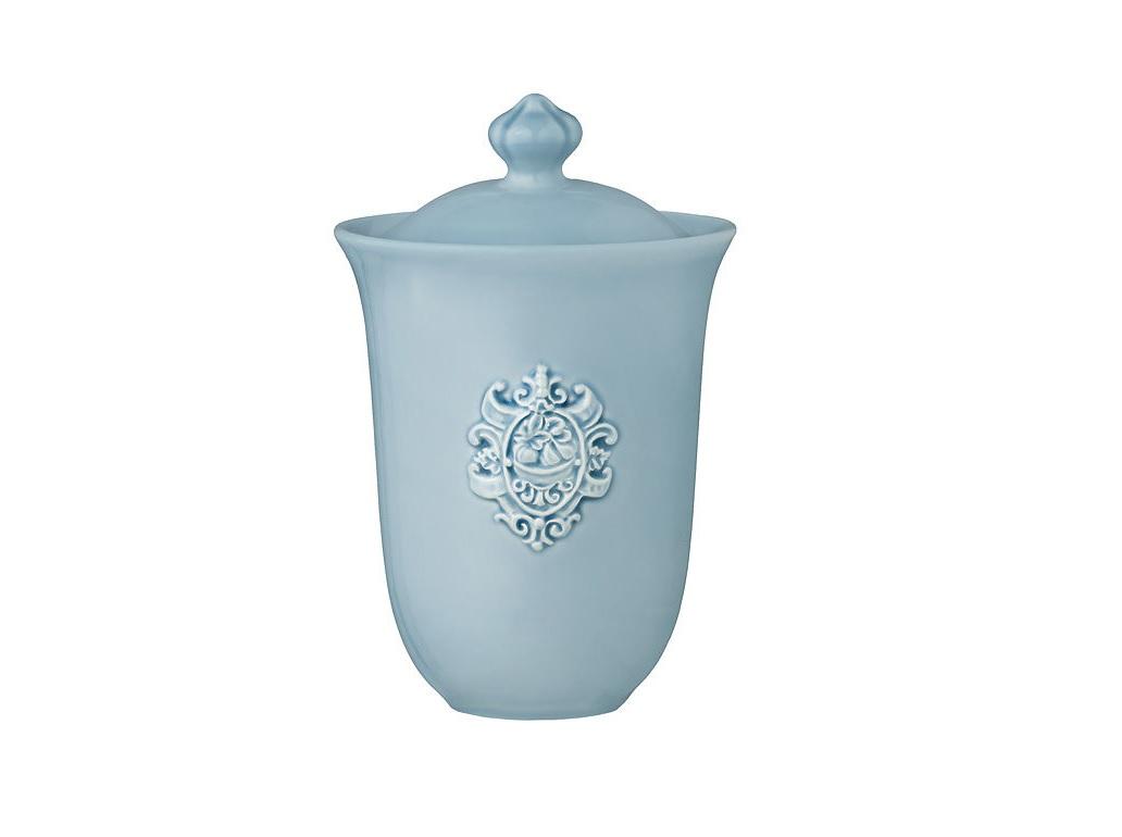 Банка для сыпучих продуктов АральдоЕмкости для хранения<br><br><br>Material: Керамика<br>Height см: 20<br>Diameter см: 13
