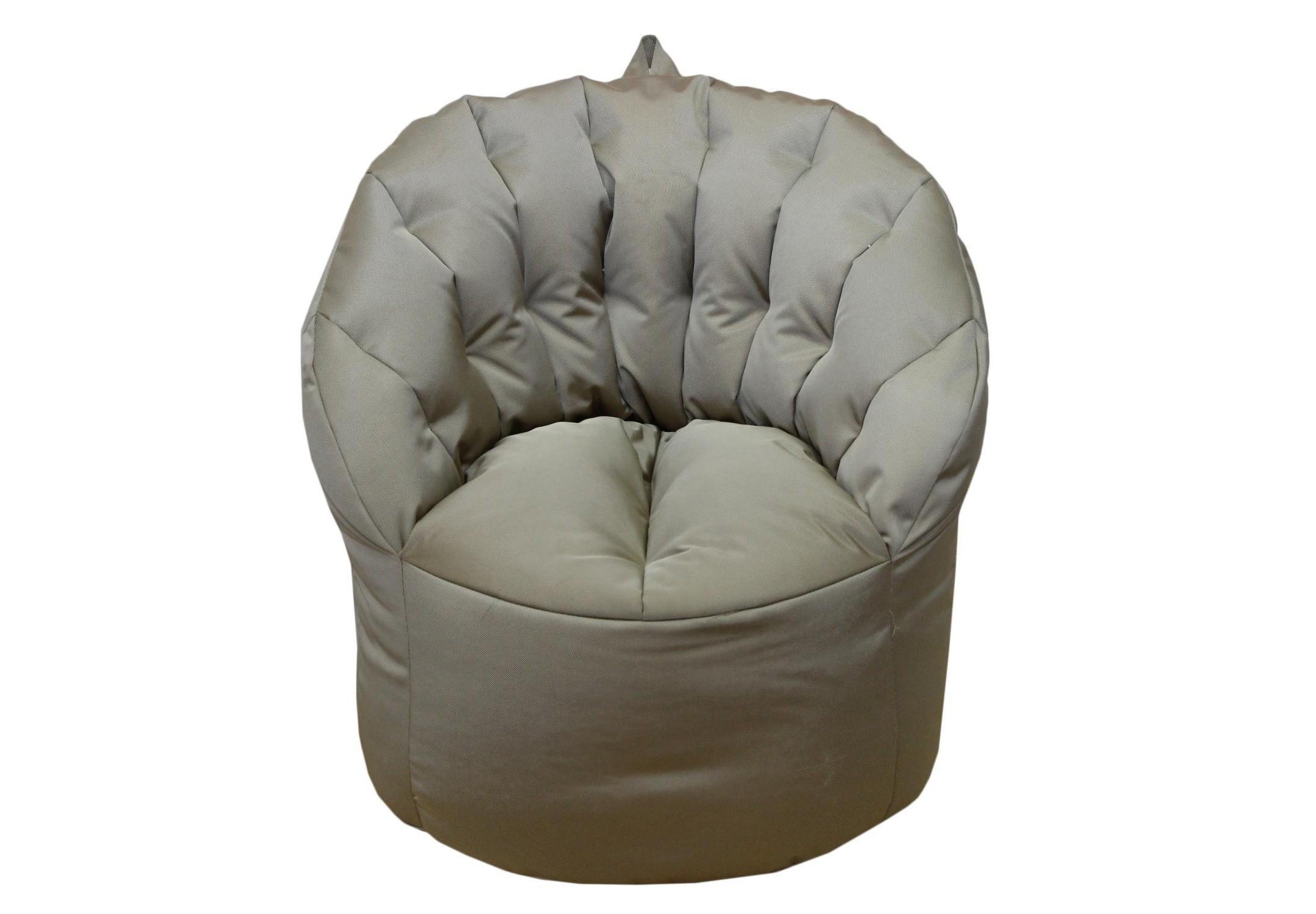 Уличное кресло- пуф WoodФорменные пуфы<br>Очень комфортное и  легкое  кресло-пуф станет неотъемлемой частью вашего интерьера как дома ,так и на улице. Сиденье и спинка кресла великолепно поддерживают и принимают форму тела, обеспечивая комфортный отдых. Читайте книгу, общайтесь с друзьями или просто наслаждайтесь лучами летнего солнца удобно разместившись в этом кресле!  Оно сшито из очень плотной ткани с водооталкивающим покрытием с внешней строны, поэтому идеально подойдет для уличного декора.При загрязнении его достаточно протереть мокрой салфеткой.<br><br>Material: Текстиль<br>Length см: None<br>Width см: 80<br>Depth см: 60<br>Height см: 90