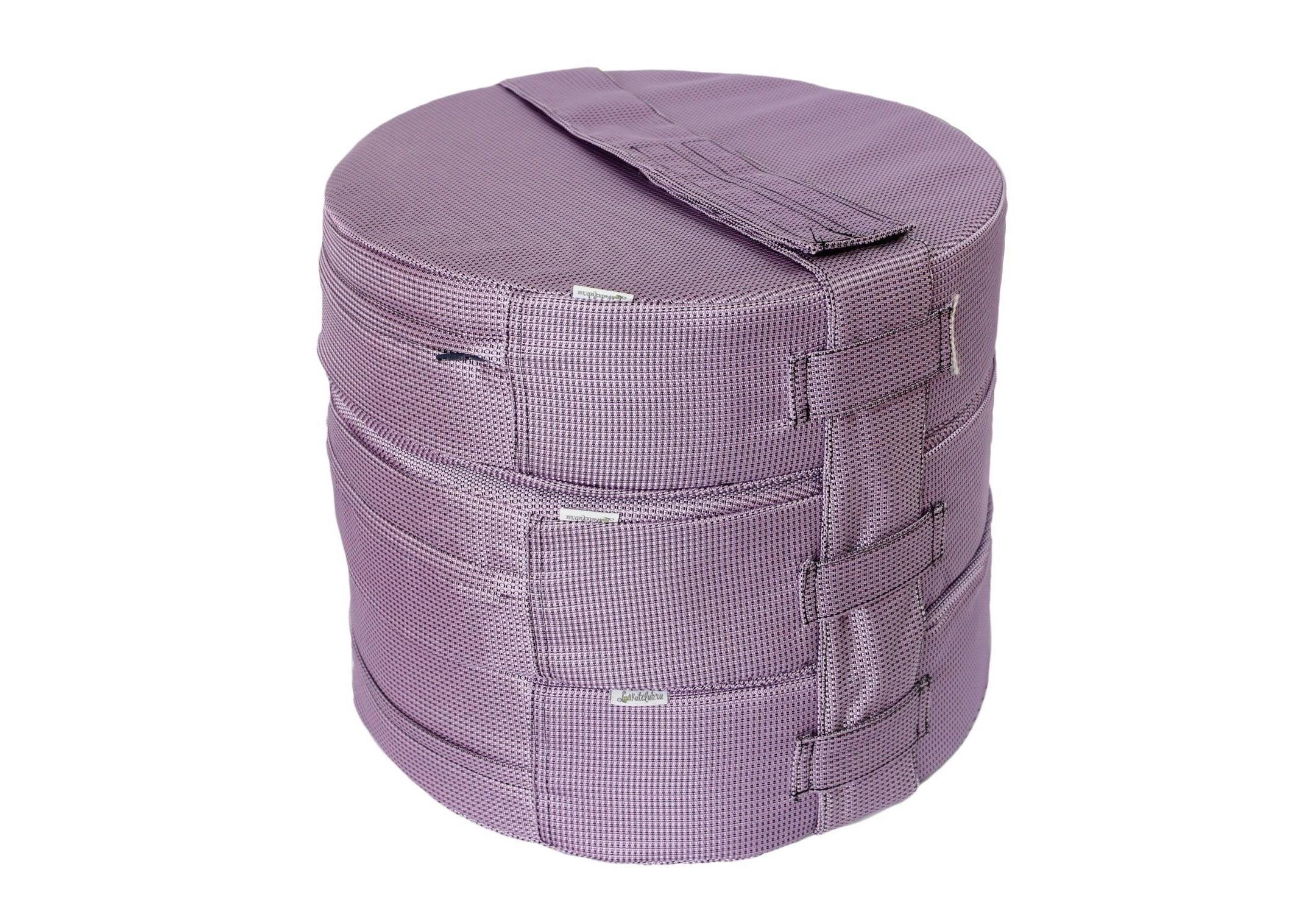 Подушка на пол lupin (3шт)Форменные пуфы<br>Мягкие и очень удобные подушки на пол из водооталкивающей ткани с наполнителем из поролона станут функциональным предметом для комфортного отдыха. Контраст вставки с основным цветом изделия добавит изюминку в ваше пространство! Подушка сшита из очень плотной ткани с водооталкивающей пропиткой с внешней стороны, поэтому идеально подойдет для уличного декора. Набор подушек удобно хранить и перевозить в машине, за счет компактной упаковки. При загрязнении ее достаточно протереть влажной салфеткой!&amp;amp;nbsp;&amp;lt;div&amp;gt;&amp;lt;br&amp;gt;&amp;lt;/div&amp;gt;&amp;lt;div&amp;gt;Размер каждой подушки 10х40 см.&amp;amp;nbsp;&amp;lt;/div&amp;gt;<br><br>Material: Текстиль<br>Height см: 30<br>Diameter см: 40