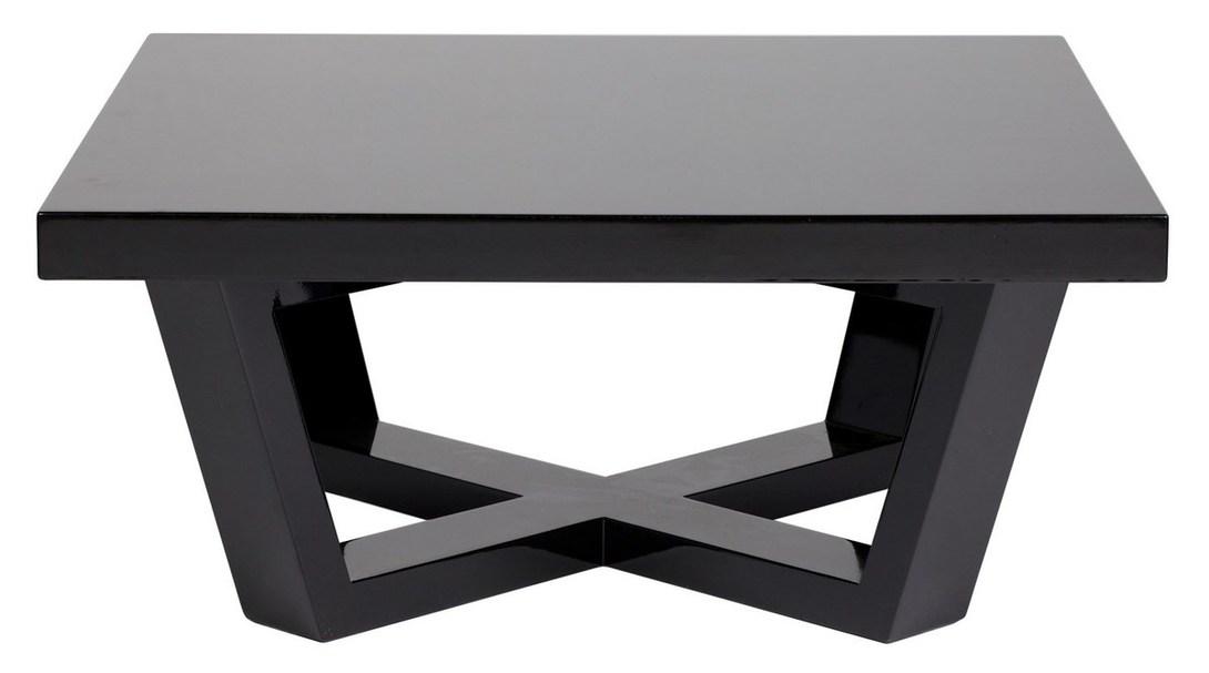 Журнальный стол OakЖурнальные столики<br>Этот элегантный квадратный журнальный стол, несмотря на простую форму и черный цвет, смотрится очень эффектно и стильно. Тон задает крестообразная подставка, усиливающая и повторяющая строгую геометричность форм. Благодаря этому, журнальный столик станет прекрасным дополнением практически любого интерьера.<br><br>Вес: 33 кг<br><br>Material: Дерево<br>Length см: 80.0<br>Width см: 80.0<br>Depth см: None<br>Height см: 35.0<br>Diameter см: None