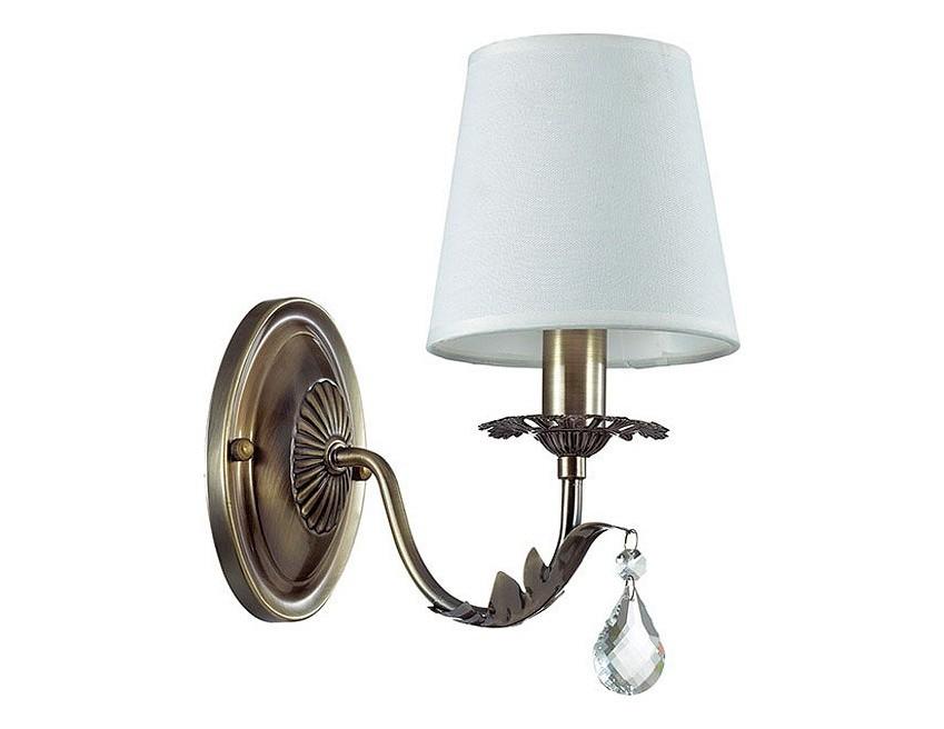 Бра BaldaniБра<br>Вид цоколя: E14Мощность: 40WКоличество ламп: 1 (нет в комплекте)<br><br>kit: None<br>gender: None