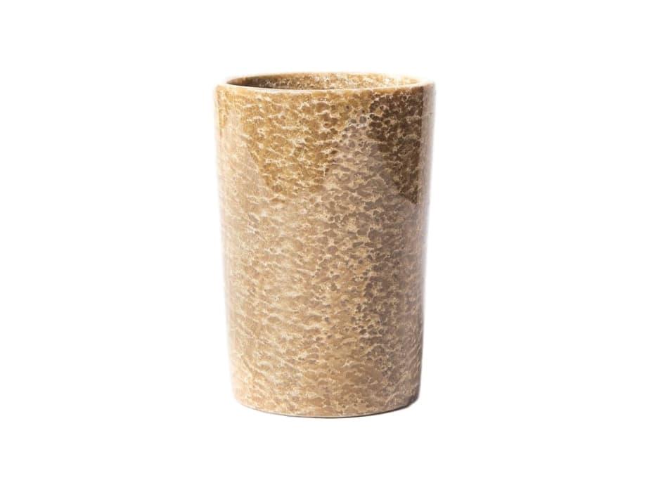 Стакан RoundАксессуары для ванной<br><br><br>Material: Мрамор<br>Length см: None<br>Width см: None<br>Depth см: None<br>Height см: 11.5<br>Diameter см: 8