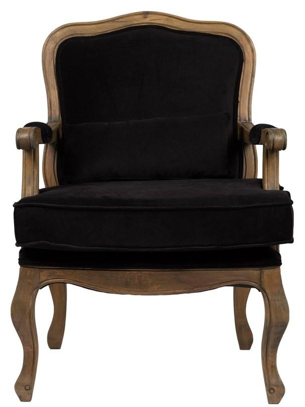Кресло Bella CeraИнтерьерные кресла<br>Величественный образ кресла создают черный вельвет и дерево натурального цвета. Изогнутые формы каркаса и воздушные подушки спинки, сиденья и подлокотников передают дух французской буржуазии.<br><br>Цвет: Чёрный<br>Материал: деревянное основание (под антик)<br>Обивка: Вельвет<br>Вес: 14,5 кг<br><br>Material: Вельвет<br>Length см: None<br>Width см: 68<br>Depth см: 68<br>Height см: 95<br>Diameter см: None