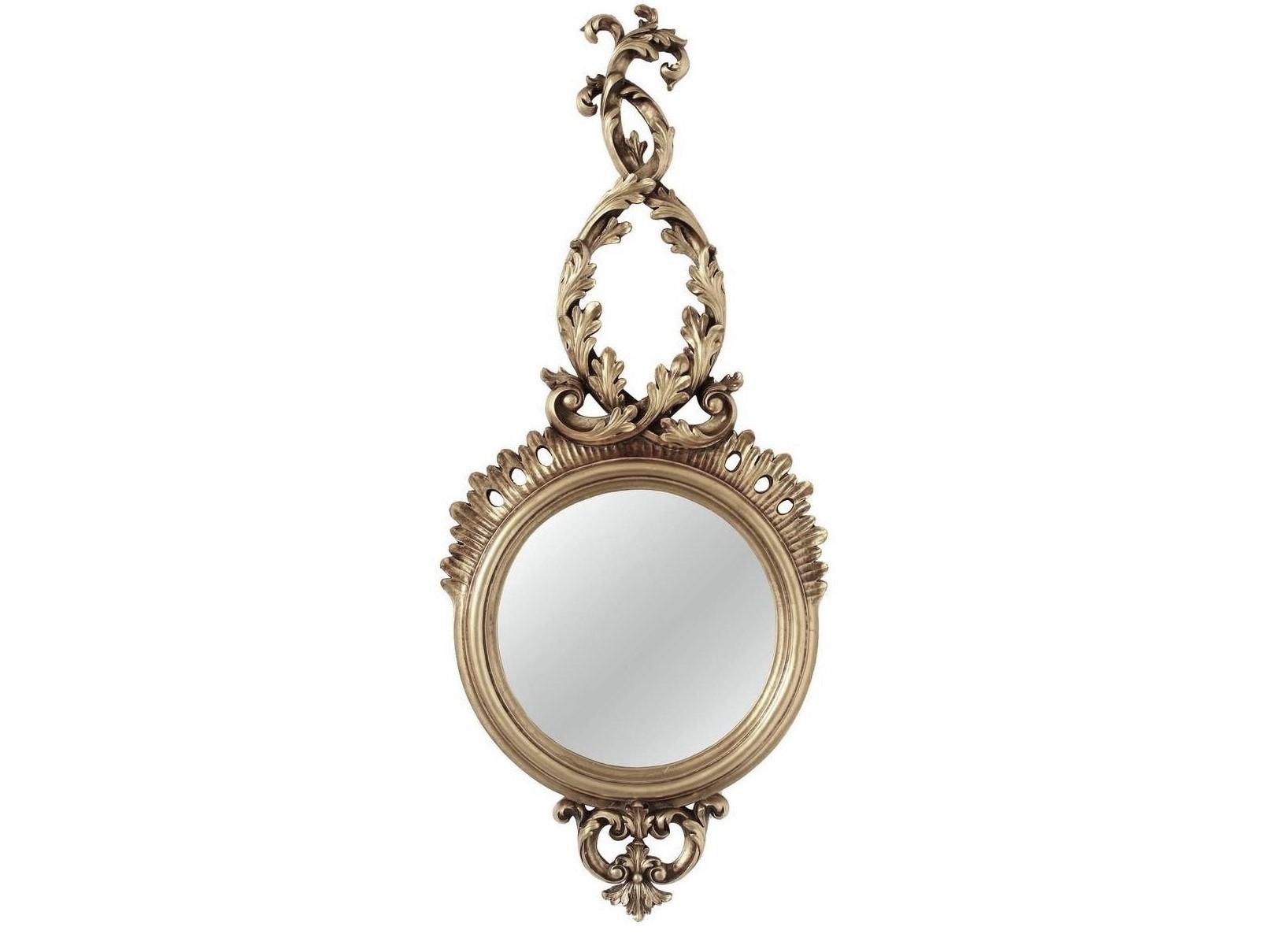 Зеркало LianaНастенные зеркала<br><br><br>Material: Полирезин<br>Width см: 47<br>Depth см: 4<br>Height см: 110