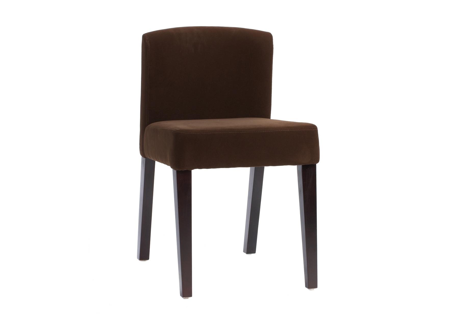 Стул JuniorОбеденные стулья<br><br><br>Material: Велюр<br>Length см: None<br>Width см: 45<br>Depth см: 48<br>Height см: 75