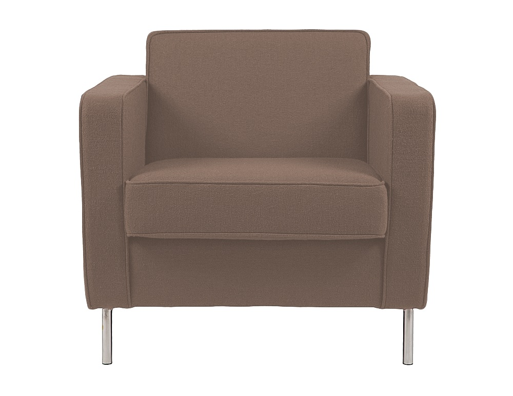 Кресло GeorgeИнтерьерные кресла<br><br><br>Material: Велюр<br>Length см: None<br>Width см: 82<br>Depth см: 77<br>Height см: 84