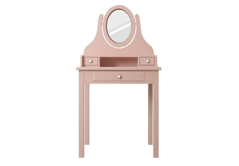 Туалетный столик с зеркалом AdelinaТуалетные столики<br><br><br>Material: Дерево<br>Width см: 70<br>Depth см: 40<br>Height см: 136