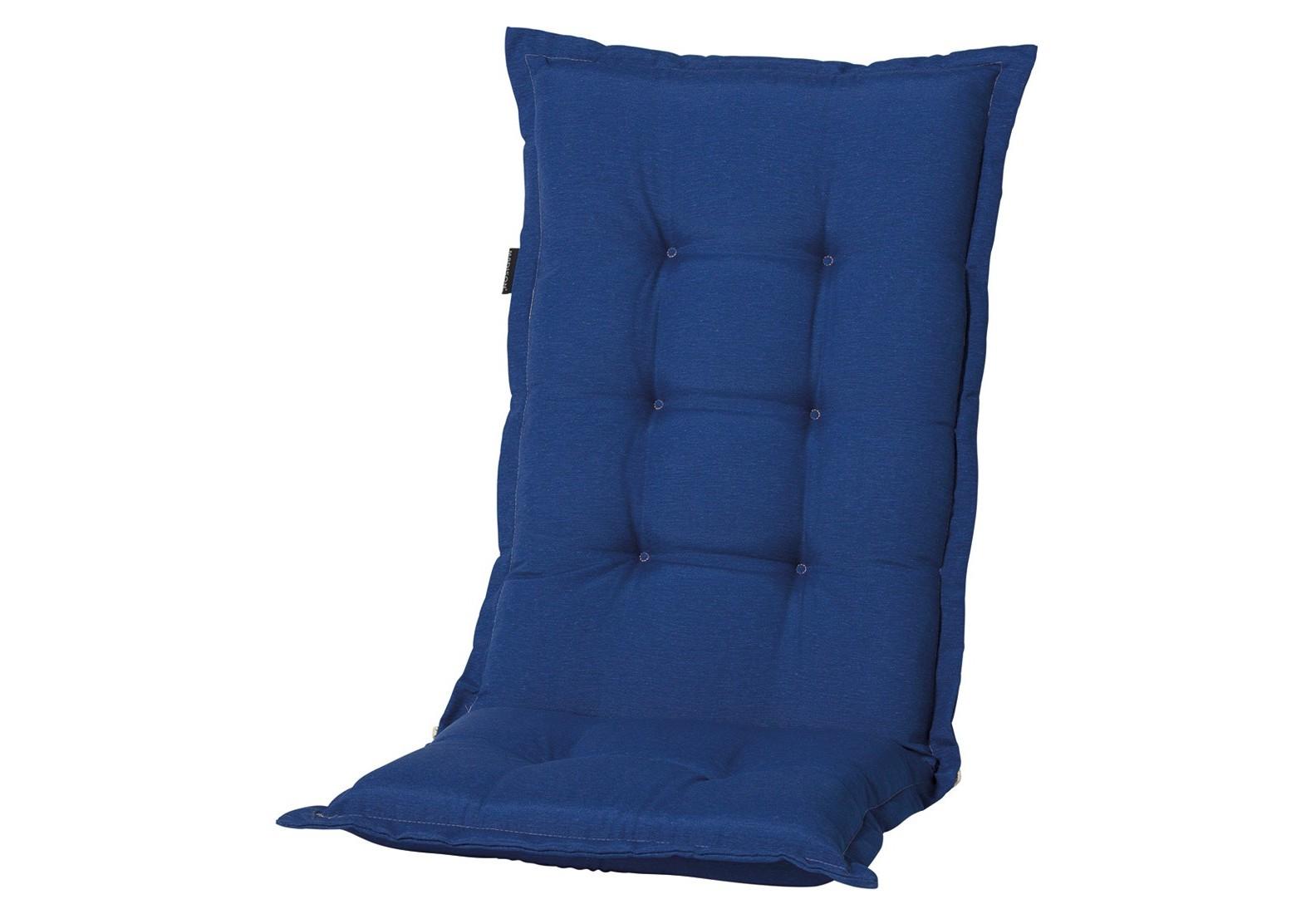 Подушка для кресла AzzuraКресла для сада<br>Подушка для кресла со спинкой Azzura. Наполнитель холлофайбер<br><br>Material: Текстиль<br>Length см: None<br>Width см: 123<br>Depth см: 50<br>Height см: 8