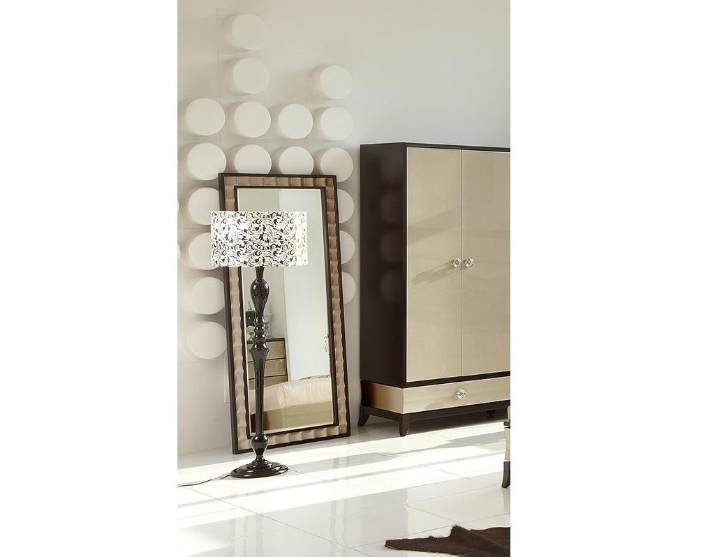 Зеркало PratoНапольные зеркала<br><br><br>Material: МДФ<br>Width см: 80<br>Depth см: 4.5<br>Height см: 187