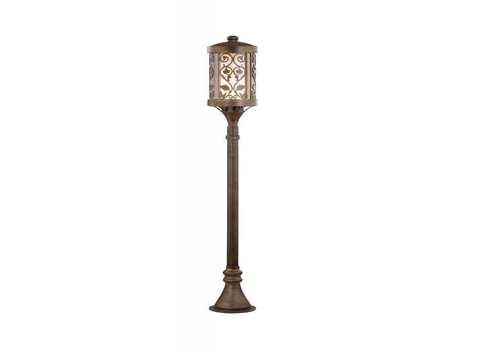Наземный высокий светильник LagraУличные наземные светильники<br>Вид цоколя: E27Мощность: 100WКоличество ламп: 1 (нет в комплекте)<br><br>kit: None<br>gender: None