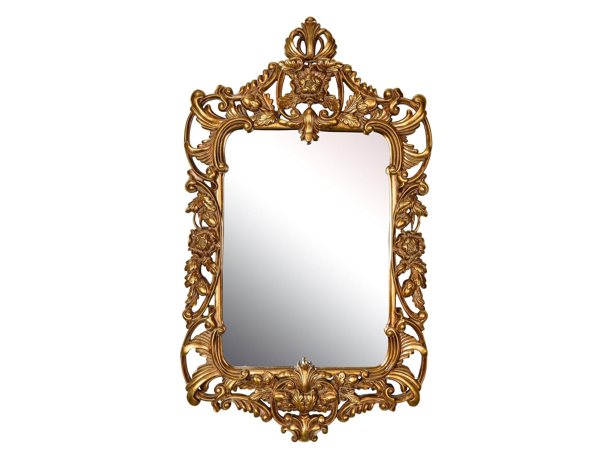 Зеркало FrederickНастенные зеркала<br>&amp;lt;div&amp;gt;Облик Frederick достоин роскошных королевских интерьеров. Прямоугольное зеркало заключено в изящный багет с многочисленными витиеватыми узорами и вензелями. Рама выполнена из искусственного полирезина, при этом смотрится богато за счет насыщенного оттенка «античное золото». Верхняя и нижняя часть модели декорированы величественными орнаментами, подчеркивающими великолепие классического французского стиля. &amp;amp;nbsp;&amp;lt;br&amp;gt;&amp;lt;/div&amp;gt;&amp;lt;div&amp;gt;&amp;lt;br&amp;gt;&amp;lt;/div&amp;gt;Цвет: античное золото<br><br>Material: Пластик<br>Length см: None<br>Width см: 68.5<br>Depth см: None<br>Height см: 117.0<br>Diameter см: None