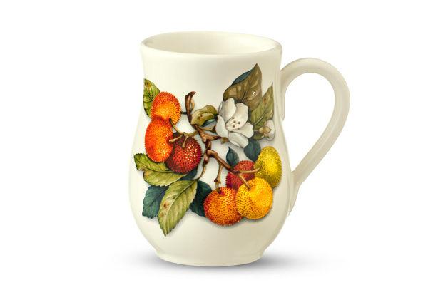 Кружка Итальянские фруктыЧайные пары, чашки и кружки<br>Объем: 0,32 л.<br><br>Material: Керамика<br>Width см: 13<br>Depth см: 12<br>Height см: 17