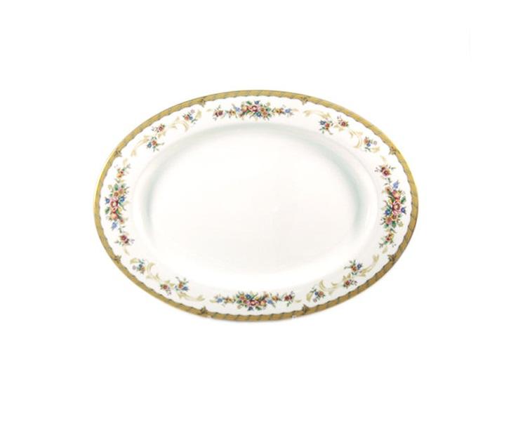 Блюдо НаслаждениеДекоративные блюда<br><br><br>Material: Фарфор<br>Diameter см: 33