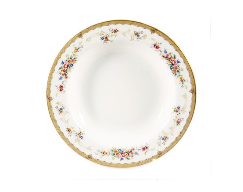 Набор суповых тарелок Наслаждение (6шт.)Тарелки<br><br><br>Material: Фарфор