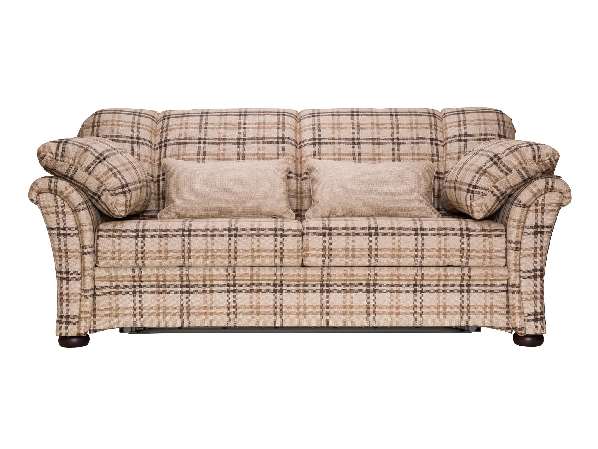 Диван ScotlandПрямые раскладные диваны<br>Строгий классический английский диван Scotland будет прекрасно смотреться как в интерьере гостиной, так и в вашем кабинете. Мягкие подушки на подлокотниках позволяют отдыхать на нем с комфортом даже не раскладывая. Однако разложив механизм трансформации Sedaflex, вы можете насладиться полноценным спальным местом с 12-сантиметровым матрасом из сертифицированной пены Sertipur. Благодаря эксклюзивным коллекциям тканей диван Scotland станет достойным приобретением, которое сможет удовлетворить самые изысканные предпочтения в дизайне.&amp;amp;nbsp;&amp;lt;div&amp;gt;&amp;lt;br&amp;gt;&amp;lt;/div&amp;gt;&amp;lt;div&amp;gt;Основание входит в стоимость&amp;lt;/div&amp;gt;&amp;lt;div&amp;gt;Матрас входит в стоимость&amp;amp;nbsp;&amp;lt;/div&amp;gt;&amp;lt;div&amp;gt;Подушки входят в стоимость&amp;lt;/div&amp;gt;&amp;lt;div&amp;gt;Размер спального места: 200х140&amp;lt;/div&amp;gt;<br><br>Material: Текстиль<br>Width см: 240<br>Depth см: 217<br>Height см: 87