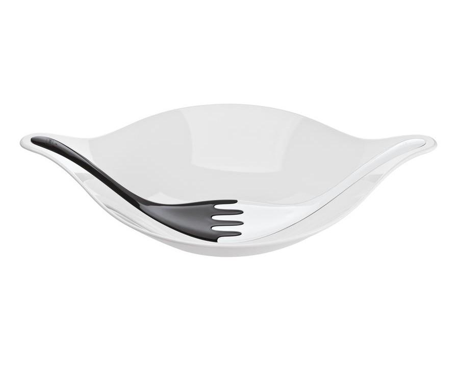 Миска для салата LEAFМиски и чаши<br><br><br>Material: Пластик
