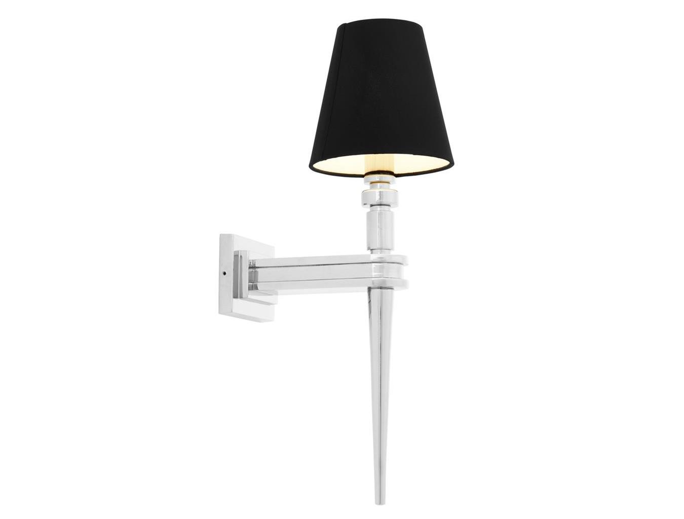 Бра Wall Lamp Waterloo SingleБра<br>&amp;lt;div&amp;gt;Вид цоколя: E14&amp;lt;br&amp;gt;&amp;lt;/div&amp;gt;&amp;lt;div&amp;gt;&amp;lt;div&amp;gt;Мощность: 40W&amp;lt;/div&amp;gt;&amp;lt;div&amp;gt;Количество ламп: 1 (нет в комплекте)&amp;lt;/div&amp;gt;&amp;lt;/div&amp;gt;<br><br>Material: Металл<br>Width см: 15<br>Depth см: 23<br>Height см: 50