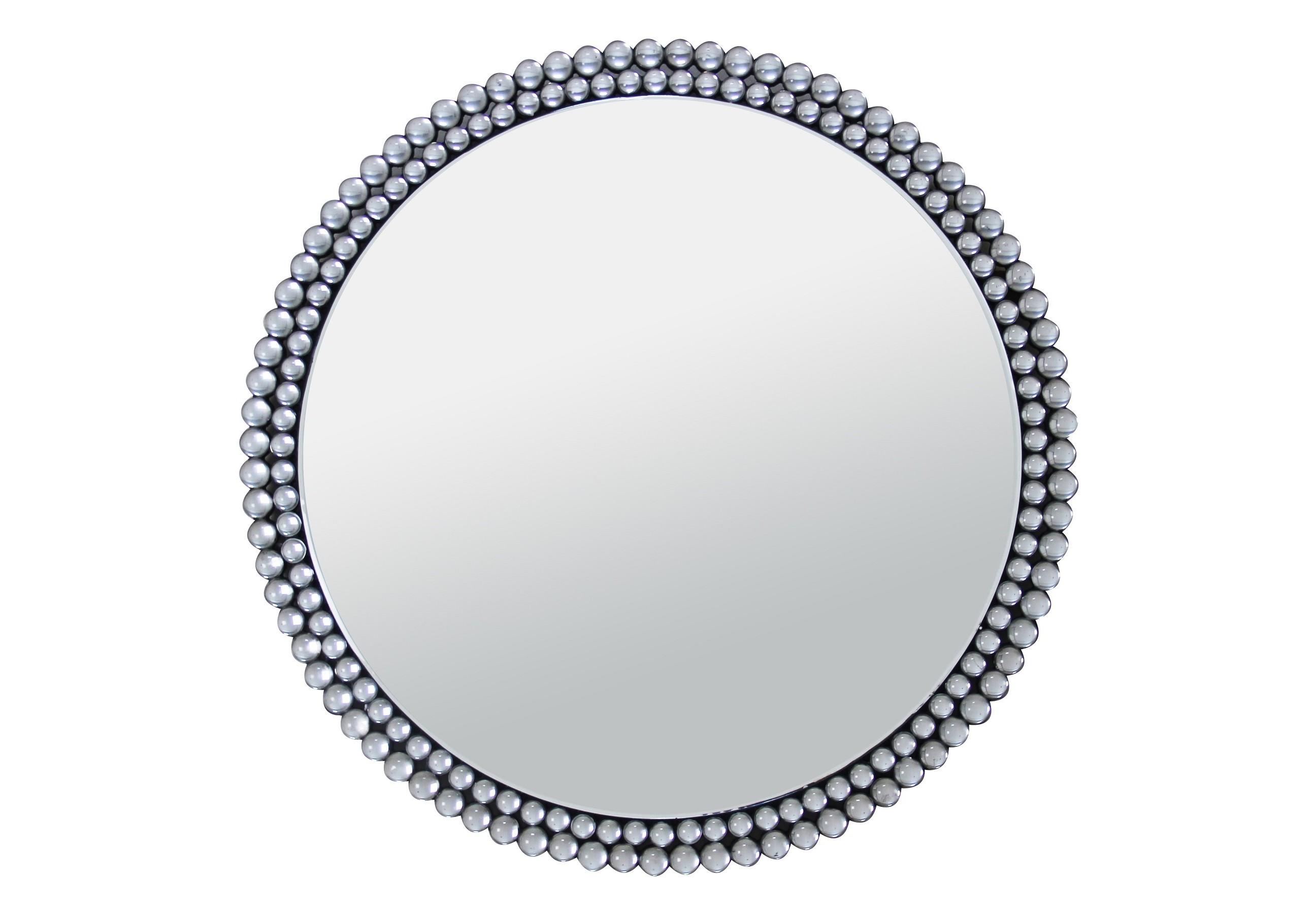 Зеркало SpecchioНастенные зеркала<br><br><br>Material: МДФ<br>Ширина см: 80<br>Высота см: 80<br>Глубина см: 2
