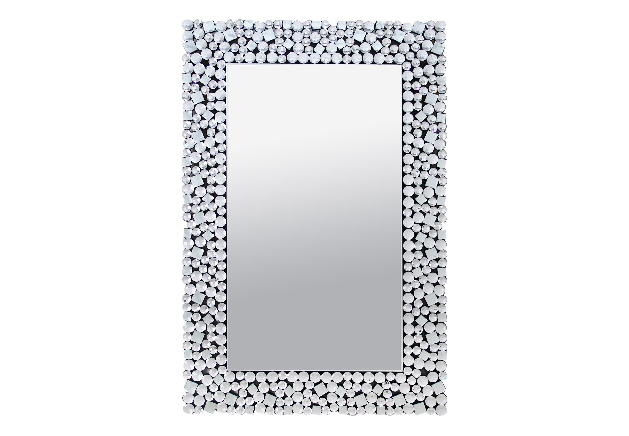 Зеркало BriciolaНастенные зеркала<br><br><br>Material: МДФ<br>Length см: None<br>Width см: 60<br>Depth см: 1,9<br>Height см: 90