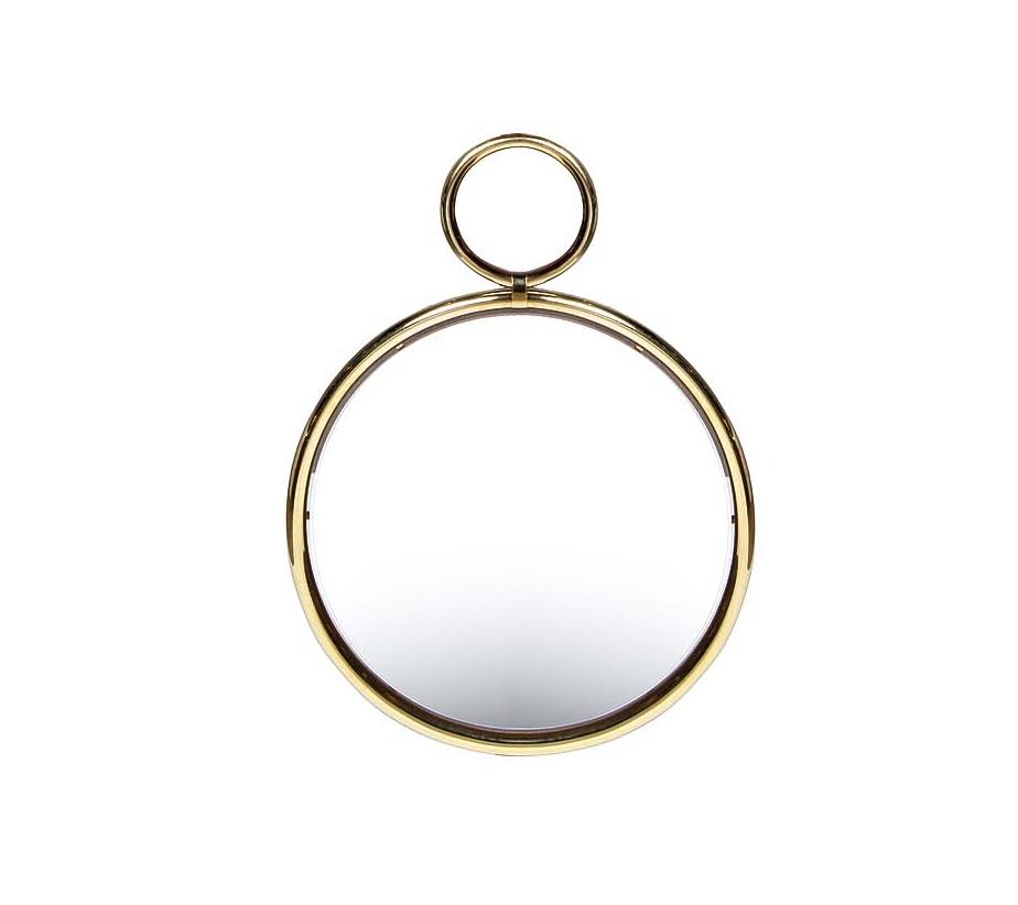 ЗеркалоНастенные зеркала<br><br><br>Material: МДФ<br>Depth см: 2,5<br>Height см: 83<br>Diameter см: 62,2