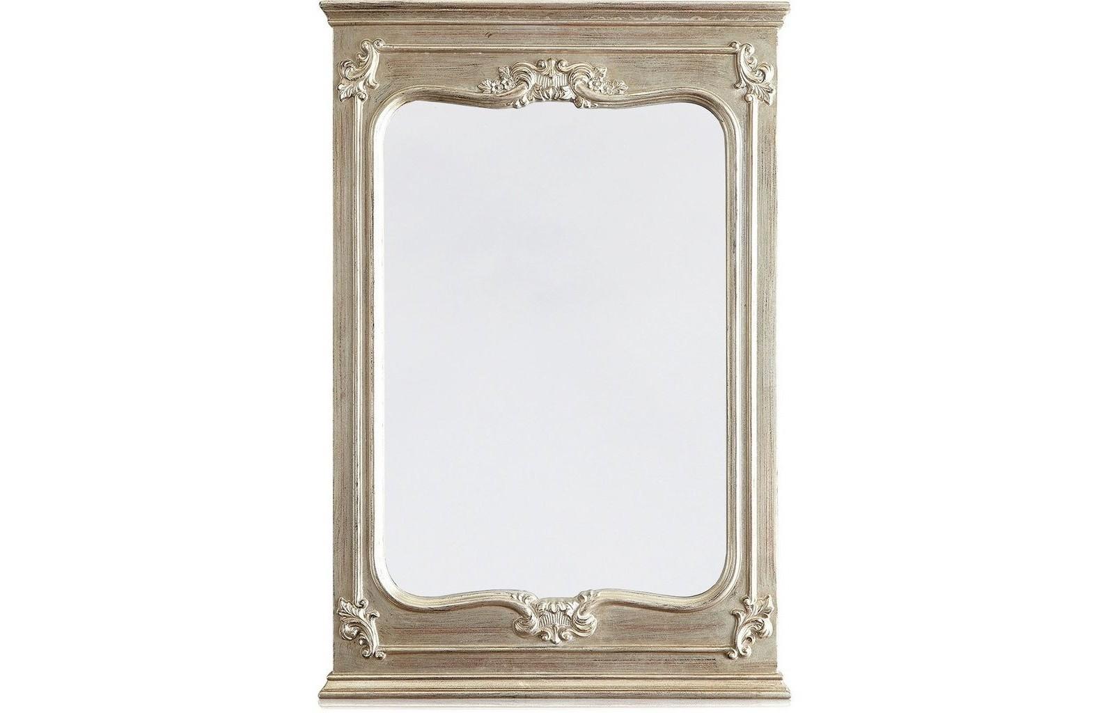 Зеркало ВивьенНастенные зеркала<br>Интерьерное зеркало без фацета.&amp;nbsp;Крепления входят в стоимость.<br><br>kit: None<br>gender: None
