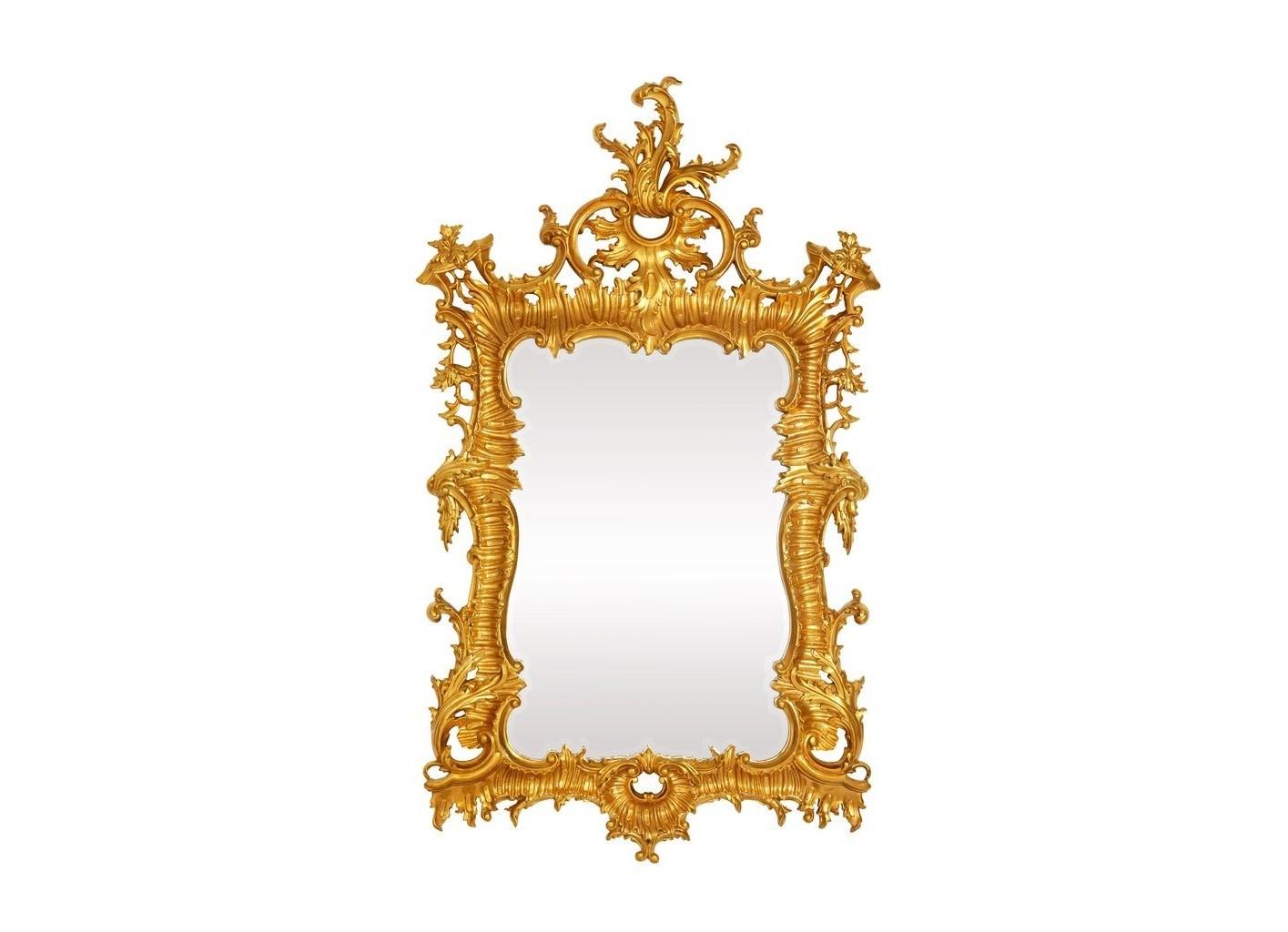 Зеркало вермонт (francois mirro) золотой 100.0x165.0x6.0 см. фото