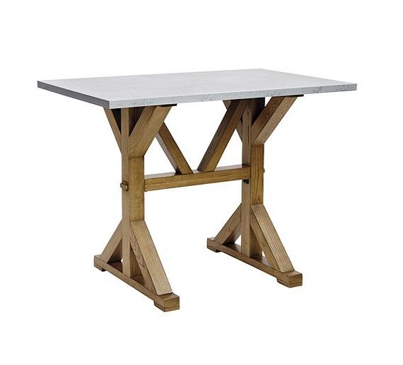 Обеденный стол TatumОбеденные столы<br><br><br>Material: Бук<br>Width см: 120<br>Depth см: 75<br>Height см: 80