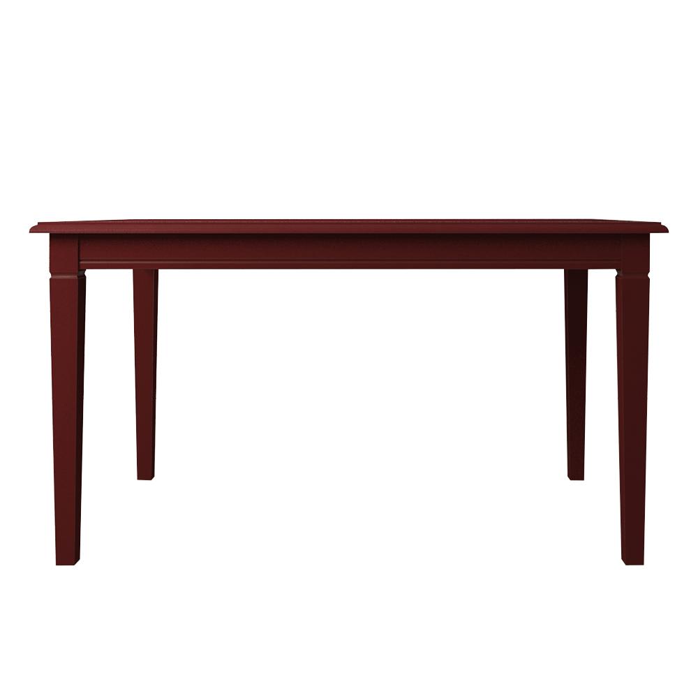 Обеденный стол BordoОбеденные столы<br><br><br>Material: Береза<br>Width см: 144<br>Depth см: 85<br>Height см: 79