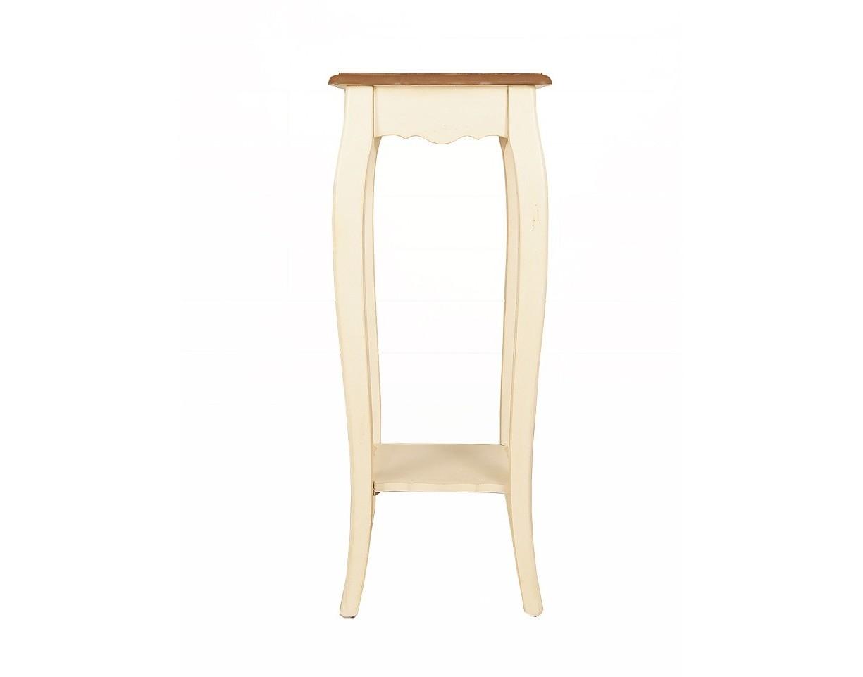 Подставка под цветы «Leontina»Приставные столики<br><br><br>Material: Береза<br>Ширина см: 35<br>Высота см: 85<br>Глубина см: 35