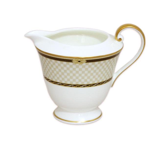 Молочник ВиндзорКофейники и молочники<br>Объем: 0,175 л.<br><br>Material: Фарфор