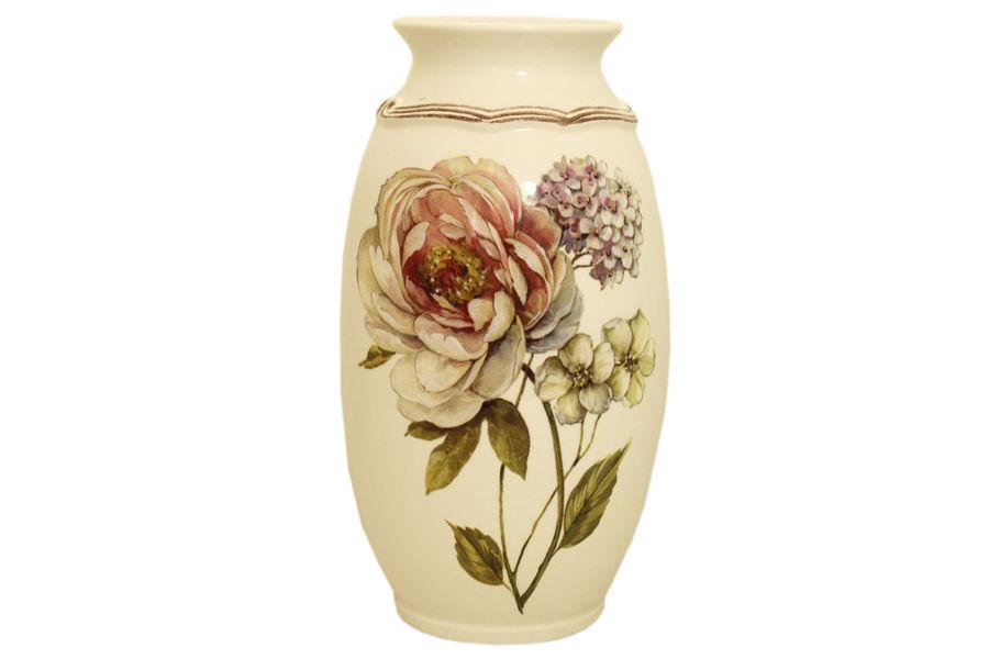Ваза для цветов Сады ФлоренцииВазы<br><br><br>Material: Керамика<br>Высота см: 30