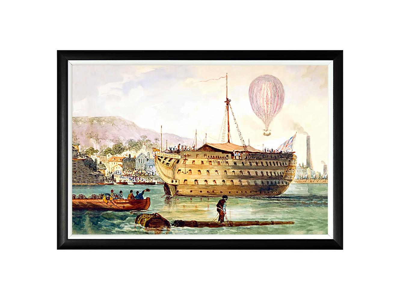 Картина «Гринвич, 1840»