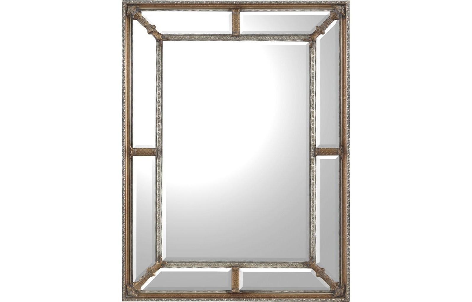 Зеркало в раме ГарриНастенные зеркала<br><br><br>Material: Дерево<br>Width см: 90<br>Depth см: 3<br>Height см: 122