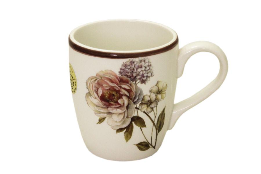 Кружка Сады ФлоренцииЧайные пары, чашки и кружки<br>Объем: 0,35 л.<br><br>Material: Керамика<br>Width см: 13<br>Depth см: 9<br>Height см: 10