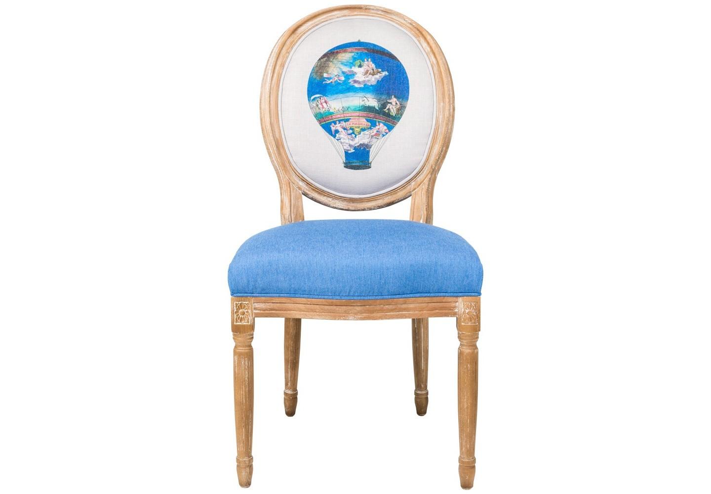 Стул «Флесселле»Обеденные стулья<br>Стул «Флесселле» - интерьерный экспонат, достойный восторга воплощенной фантастики. Каждая деталь вызывает удивление и надолго задерживает взгляд. Корпус украшен тончайшей резьбой, кольцами и желобками, выполненными с ювелирной точностью. Натуральное дерево и ручная работа одухотворяют предметы мебели, вносят эмоции тепла и персональной заботы. На спинке Стула изображен воздушный шар, взлетевший из Лиона 19 января 1784 года. Это самый большой шар, запущенный братьями Монгольфье.&amp;lt;div&amp;gt;&amp;lt;br&amp;gt;&amp;lt;/div&amp;gt;&amp;lt;div&amp;gt;Материал: корпус - бук, обивка - 20% лен, 80% полиэстер с тефлоновым покрытием, подвеска из эластичных ремней.&amp;lt;br&amp;gt;&amp;lt;/div&amp;gt;<br><br>Material: Бук<br>Width см: 62<br>Depth см: 50<br>Height см: 101