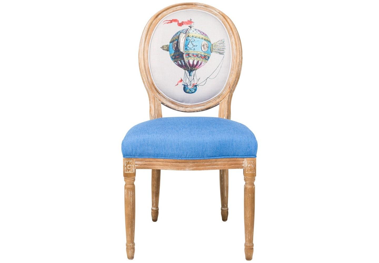 Стул «Мечта Дижона»Обеденные стулья<br>Монгольфьеры веками вдохновляли художников на создание фантастических дизайнов, стирающих грань между фактами и объектами мечты. На спинке Стула «Мечта Дижона» - гравюра XVIII века «Проект великолепного шара диаметром 120 метров, который взлетит из Дижона», - фантазия, объединившая реальный дизайн первого в мире воздушного шара с фантастическими чертежами. Корпус Стула изготовлен из бука. Фактура древесины подчеркнута рукописной патиной. Обивка оснащена тефлоновым покрытием против пятен.&amp;lt;div&amp;gt;&amp;lt;br&amp;gt;&amp;lt;/div&amp;gt;&amp;lt;div&amp;gt;Материал: корпус - бук, обивка - 20% лен, 80% полиэстер с тефлоновым покрытием, подвеска из эластичных ремней.&amp;lt;br&amp;gt;&amp;lt;/div&amp;gt;<br><br>Material: Бук<br>Ширина см: 62.0<br>Высота см: 101.0<br>Глубина см: 50.0
