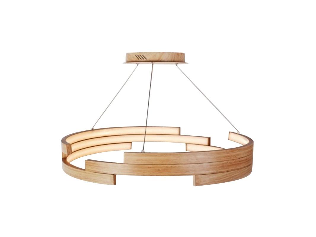 Подвесной светильник Illuminati colosseoПодвесные светильники<br>&amp;lt;div&amp;gt;Подвесной светильник из коллекции Colosseo с оригинальным дизайном. Отделка под дерево.&amp;amp;nbsp;&amp;lt;/div&amp;gt;&amp;lt;div&amp;gt;&amp;lt;br&amp;gt;&amp;lt;/div&amp;gt;&amp;lt;div&amp;gt;Высота светильника регулируется&amp;lt;/div&amp;gt;&amp;lt;div&amp;gt;Тип цоколя: LED&amp;lt;/div&amp;gt;&amp;lt;div&amp;gt;Мощность одной лампы: 8 вт&amp;lt;/div&amp;gt;&amp;lt;div&amp;gt;Количество ламп: 136 (в комплекте)&amp;lt;/div&amp;gt;<br><br>Material: Дерево<br>Высота см: 120