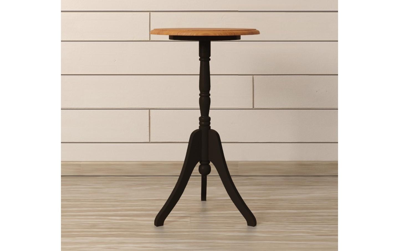 Кофейный стол Leontina BlackКофейные столики<br>Материал: массив березы, массив ясеня.<br><br>Material: Береза<br>Ширина см: 40<br>Высота см: 68<br>Глубина см: 40