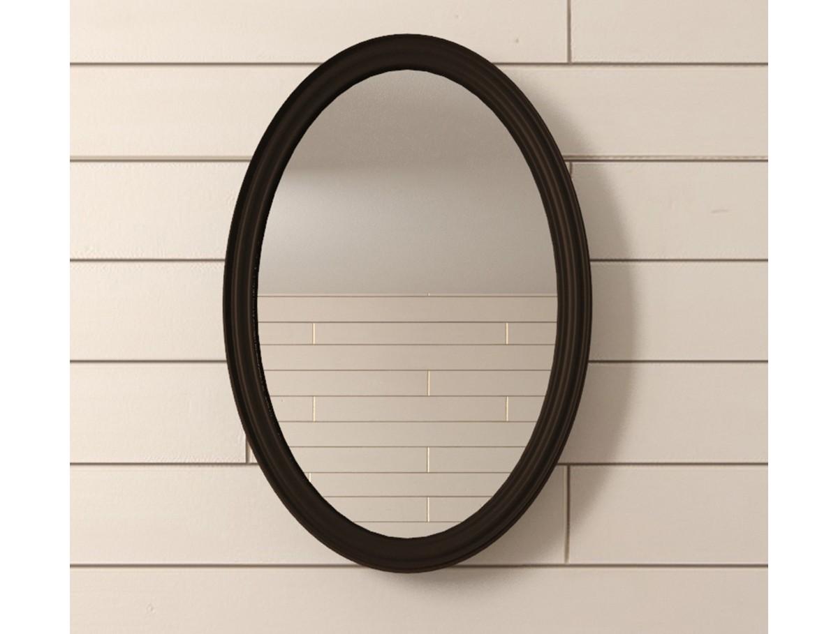 Зеркало Leontina BlackНастенные зеркала<br>Материал: массив березы, массив ясеня.<br><br>Material: Береза<br>Width см: 55<br>Depth см: 3<br>Height см: 80