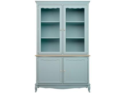 Буфет leontina (etg-home) голубой 124.0x206.0x42.0 см.