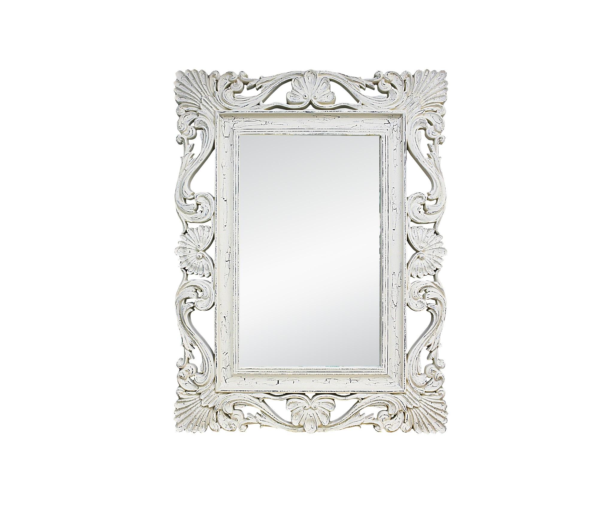 Зеркало АЛЬБЕРИОНастенные зеркала<br>&amp;lt;div&amp;gt;&amp;lt;div&amp;gt;Это зеркало действительно выглядит как раритетная вещица. И хотя рама изготовлена из современного полиуретана, окрашена она так ловко, что от старинного деревянного оклада не отличить. Чистый белый цвет испещрен множеством характерных трещинок. Такой эффект дает лак-кракелюр. Резьба достаточно крупная, сложная. За ее сохранность можно не переживать — композитный материал прочен и долговечен, на его поверхности не появится ни одной лишней трещинки. Кроме уже существующих, кракелюровых, предусмотренных задумкой художника.&amp;lt;/div&amp;gt;&amp;lt;div&amp;gt;&amp;lt;br&amp;gt;&amp;lt;/div&amp;gt;Цвет: Белый Кракелюр&amp;lt;/div&amp;gt;<br><br>Material: Полиуретан<br>Length см: None<br>Width см: 85<br>Depth см: 4<br>Height см: 114