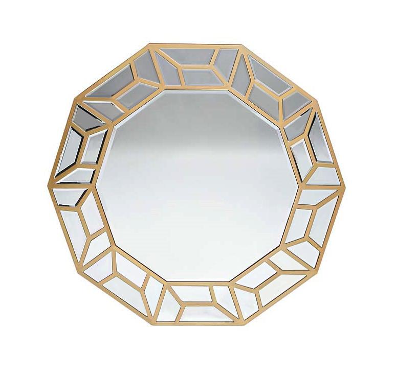 ЗеркалоНастенные зеркала<br><br><br>Material: МДФ<br>Diameter см: 80
