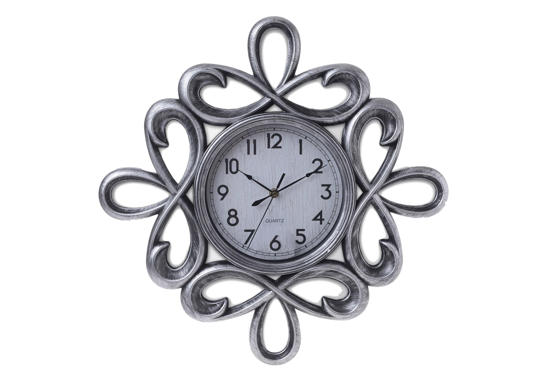 Часы настенные EskilstunaНастенные часы<br>Кварцевый механизм.<br><br>Material: Пластик<br>Width см: 51<br>Depth см: 5<br>Height см: 51<br>Diameter см: None