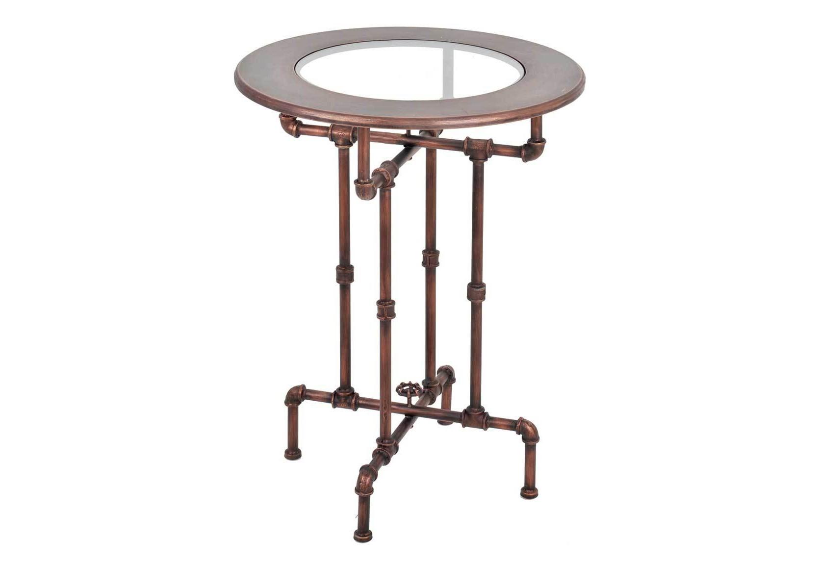 Стол Pehuaj?Кофейные столики<br><br><br>Material: Металл<br>Length см: None<br>Width см: None<br>Height см: 77<br>Diameter см: 60
