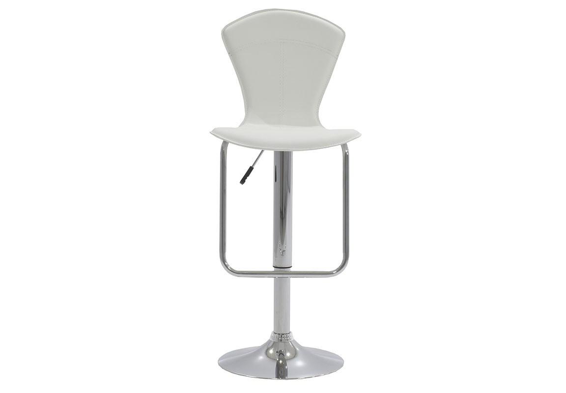 Барный стул ClaireБарные стулья<br><br><br>Material: Экокожа<br>Width см: 50<br>Depth см: 45<br>Height см: 118