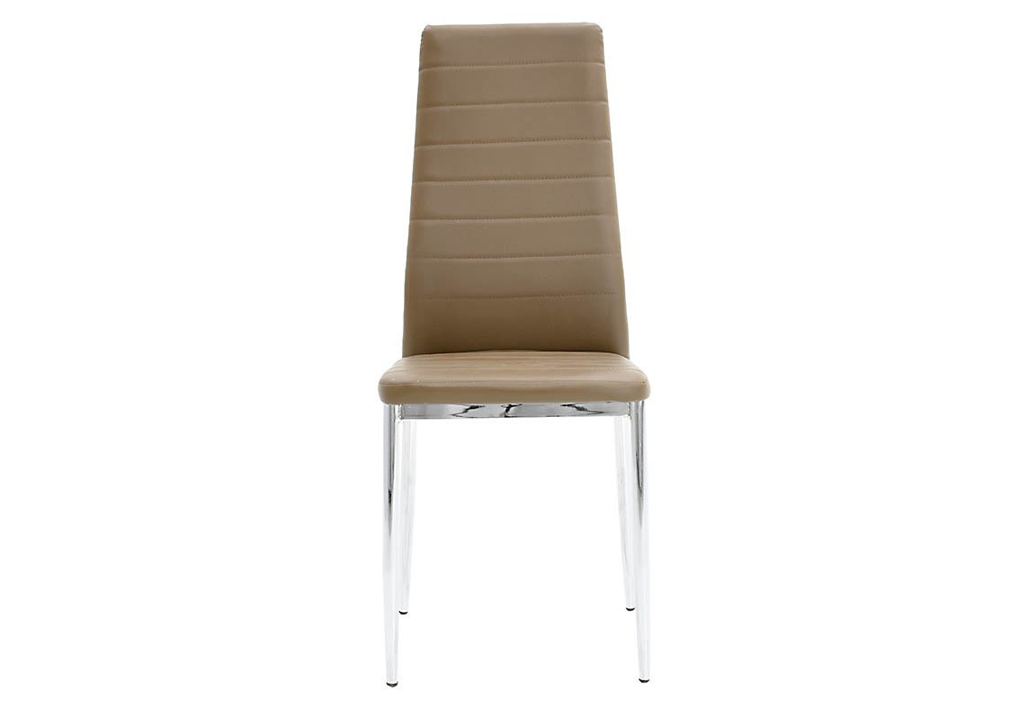 Стул VioletОбеденные стулья<br><br><br>Material: Экокожа<br>Width см: 51<br>Depth см: 40<br>Height см: 99